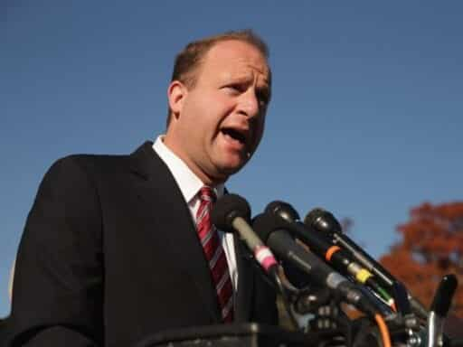 458860578.jpg.0 Jared Polis could become America's first openly gay elected governor