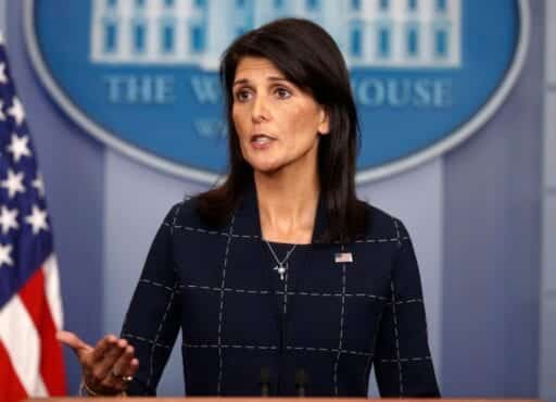 636320982537213169-AP-Haley-Western-Wall-Fact-Check <div>U.S. pulls out of UN Human Rights Council over accusations of &apos;bias,&apos; protecting abusers</div>
