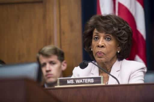 636655445211309609-GTY-813339478-92322849 <div>Trump slams &apos;low IQ&apos; Rep. Maxine Waters who called for harassment of White House officials</div>