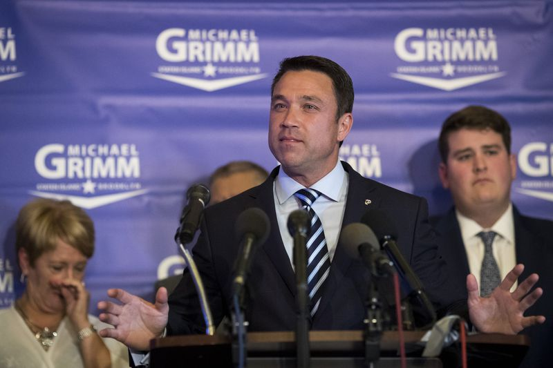 Former Rep. Michael Grimm(R-NY)