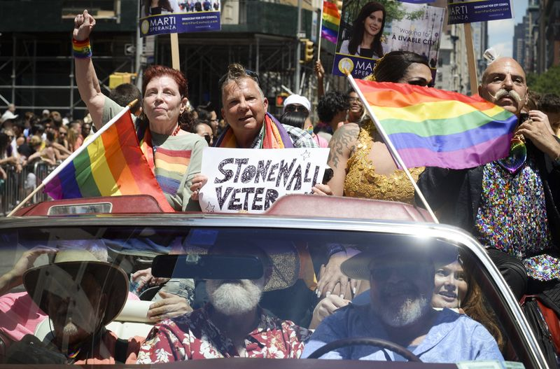 AP_927444497243 How LGBTQ Pride Month became a branded holiday