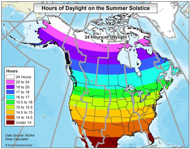 Daylight_Sum_Solstice_Times__1_ The summer solstice is here: 6 things to know about the longest day of the year