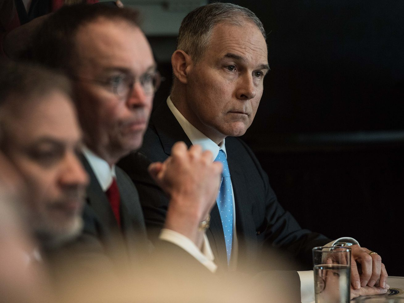 Scott_Pruitt_EPA.1523542679 Scott Pruitt's actions at the EPA have led to more than a dozen investigations