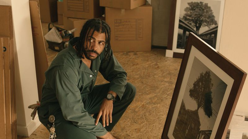 032Blindspotting_195 Blindspotting is the rare buddy comedy that tackles social issues. It works.