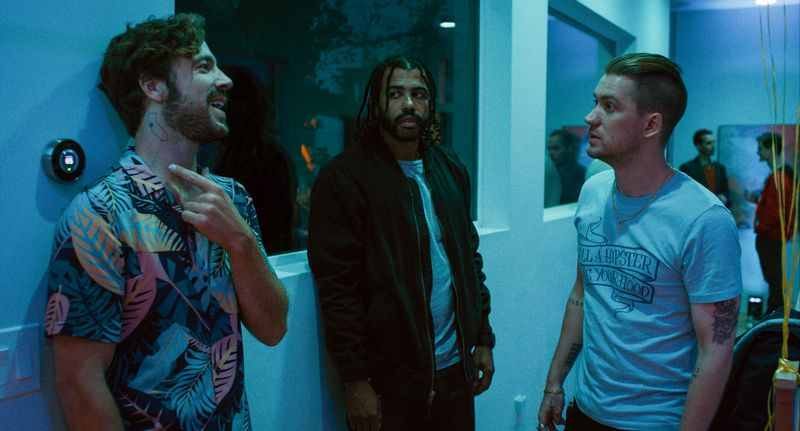 115BSG_328_C Blindspotting is the rare buddy comedy that tackles social issues. It works.