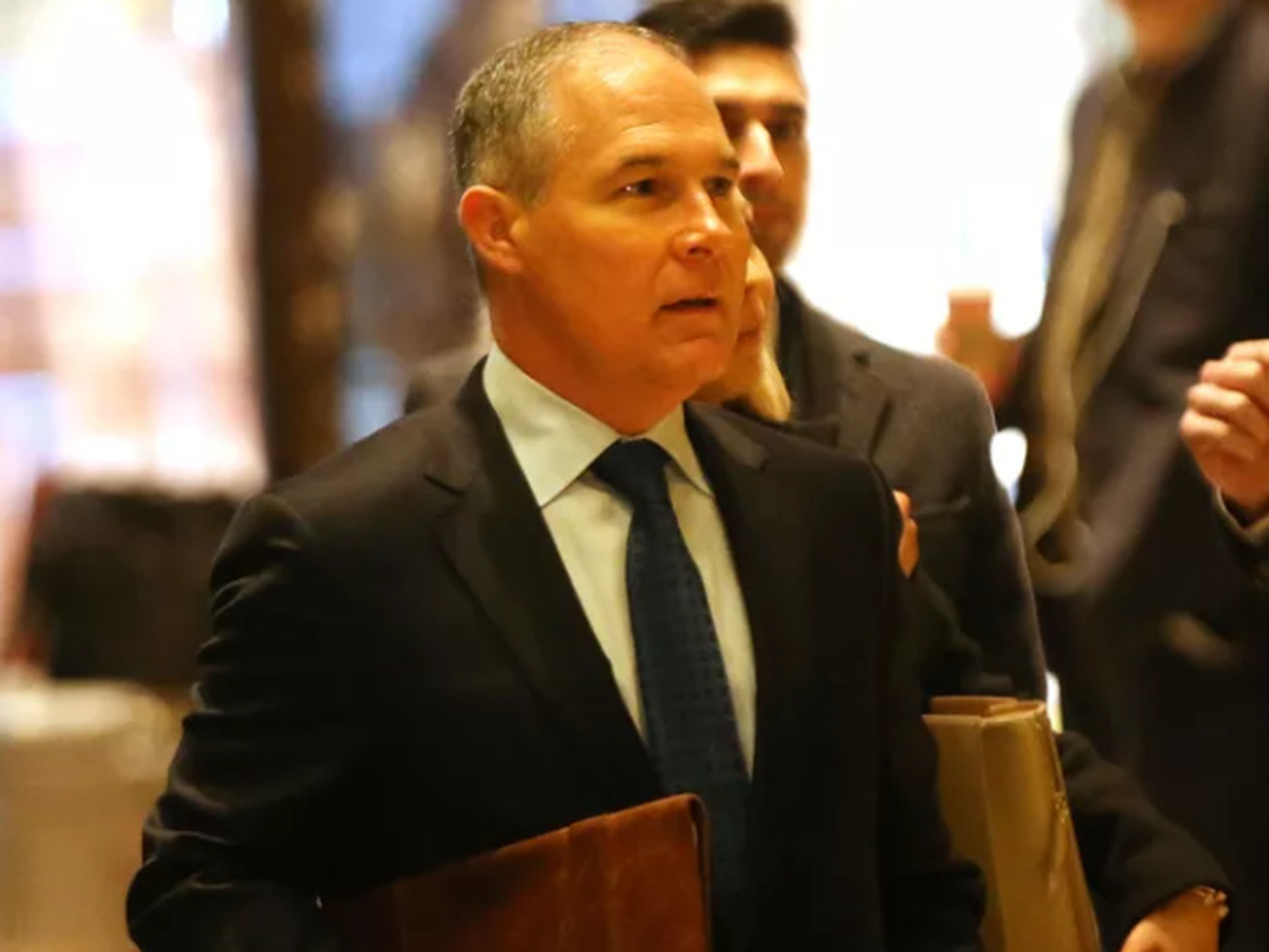 2.17.3.0-1 It took 3 hours for the EPA to tell staff they had a new boss