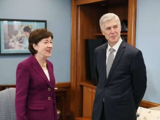 634389196.jpg.0 Susan Collins says she won't support a Supreme Court nominee who's hostile to Roe v. Wade
