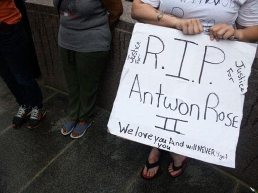 AntwonRose.0 Officer who shot Antwon Rose is accused of past civil rights violations