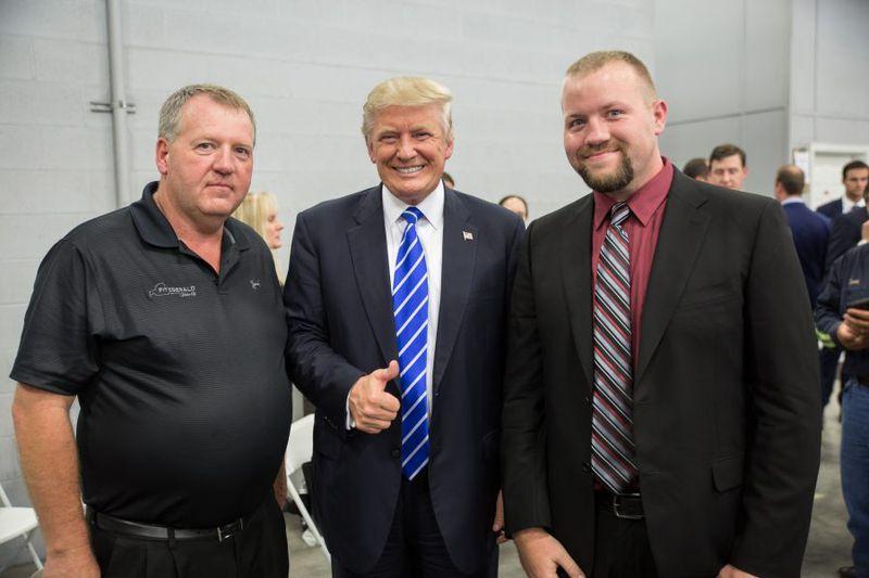 """JrSrFitzgerald Scott Pruitt gave """"super polluting"""" trucks a gift on his last day at the EPA"""