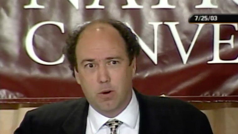 Paul Erickson speaks to CSPAN in 2003