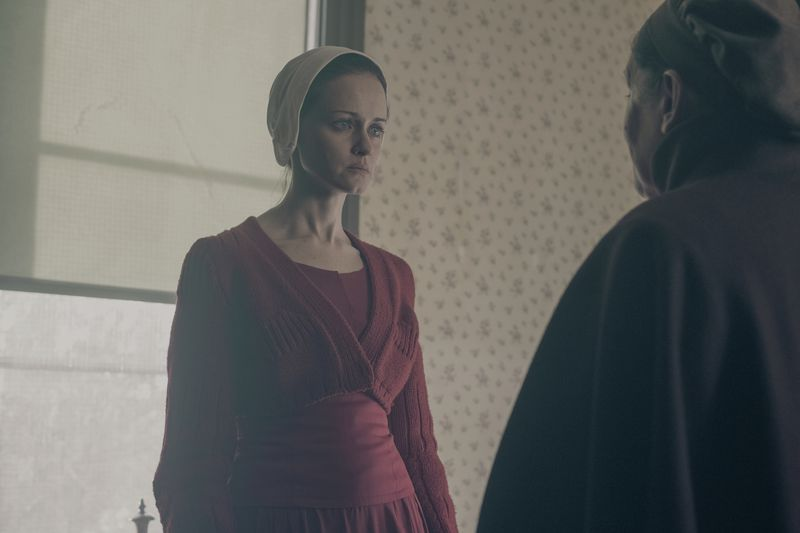 THT_213_GK_0210RT The Handmaid's Tale tests our loyalty in a puzzling season finale