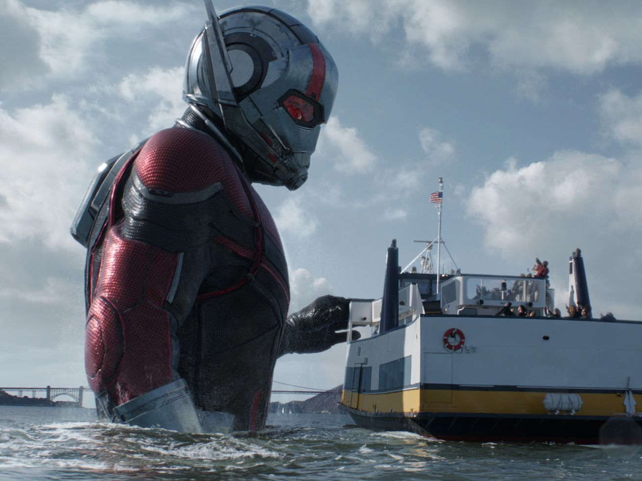 antmanbig.0 Ant-Man and the Wasp's post-credits scenes, explained
