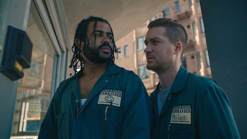 blindspotting2 Blindspotting is the rare buddy comedy that tackles social issues. It works.