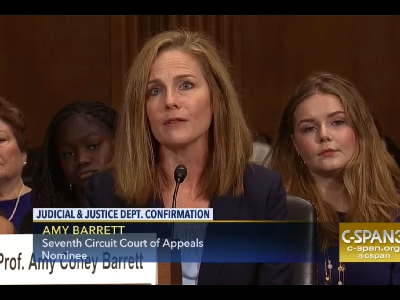 coney.barrett.0 Is it anti-Catholic to ask a Supreme Court nominee how her religion affects her decisions?