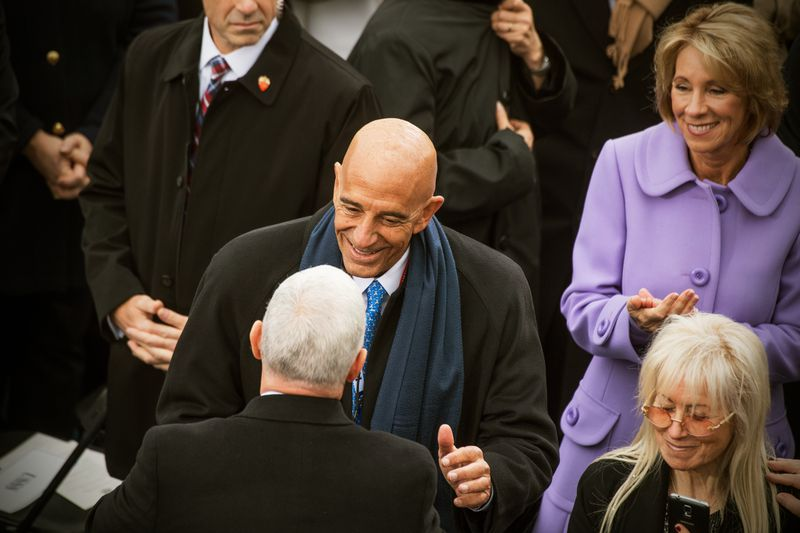 tom_barrack Why Trump's inauguration money is a major part of Mueller's Russia investigation