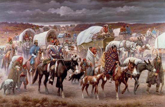 trailsoftears 3 reasons the American Revolution was a mistake
