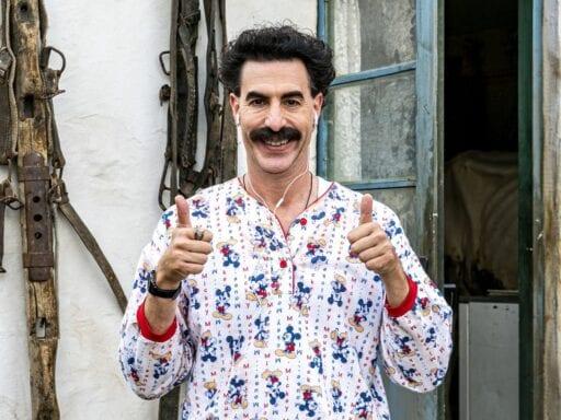 borat subsequent moviefilm Borat Subsequent Moviefilm Unit 00114R rgb.0