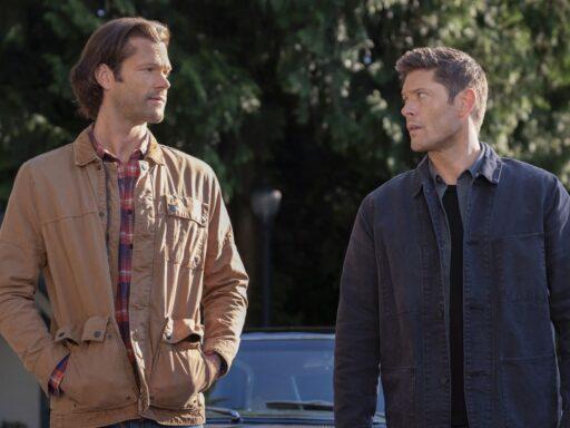 supernatural series finale sam dean 1.0
